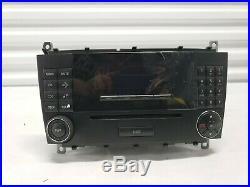 01 02 03 04 05 06 07 Mercedes W203 C240 C320 C280 CD Player Radio Stereo Am Fm