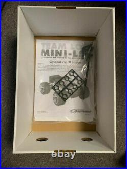 1/18 Team Losi Mini LST 4X4 RTR New in Box NIB -RED BLUE GREEN avail. LOSB0215