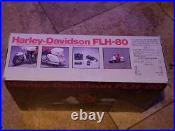 1/6 4944 Graupner kyosho Harley Davidson FLH-80 RC MOTORCYLE MINT IN BOX