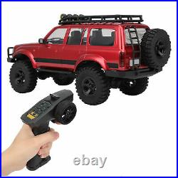 1 Set 1/18 RC Car Crawler Children Vehicle Model Toy with Remote Control and Box