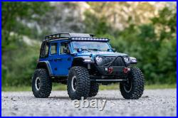 12012 Absima Sherpa CR3.4 EP 1/10 RC Rock Crawler Blue RTR Offroad Car Boxed New