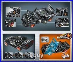 1965 Ford Mustang Hoonicorn Monster Energy RC Car RTR Block Sport3 Block