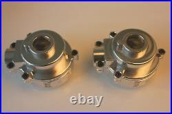2pcs FID CNC alloy diff gear box geabox for Losi DBXL DBXL-e MTXL