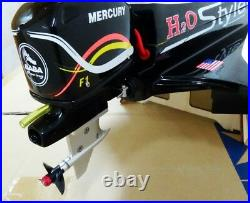 620mm F1 Tunnel EP Fiberglass OUTBOARD Racing Boat by Dragon Hobby NEW IN BOX