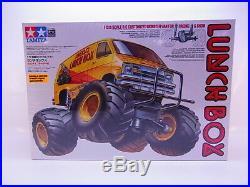 65215 Tamiya RC 58347 Bausatz 112 Lunch Box Monster Van NEU in OVP