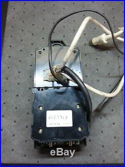 85 Kawasaki ZN1300 ZN 1300 Voyager volume Radio Controller Control Box Switch