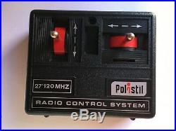 ALFA ROMEO 179 RADIO CONTROL POLISTIL Motta Scaini nuovo in scatola new in box