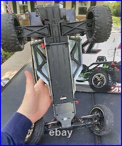 ARRMA 102646 1/8 RAIDER-XL BLX RADIO CONTROLLED CAR WithBox