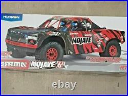 ARRMA ARA106058T2 Mojave 6S BLX 1/7 Scale Desert Racer Truck Red New in Box