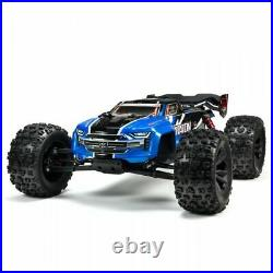 ARRMA ARA8608V5T2 Kraton 6S BLX 1/8 Speed Monster Truck Blue RTR New in Box