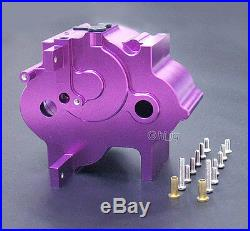 Alloy Center Gear Box Transmission for HPI Savage 21 25 3.5 4.6 KFX 700