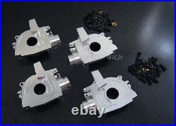 Alloy Front + Rear Bulkhead Gear Box For Axial EXO Terra