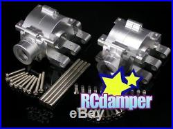 Aluminum Differential Gear Box S Associated Monster Gt 4.6 8.0 Mgt 21 Team Diff