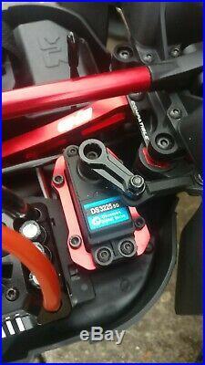 Amazing Arrma Kraton EXB Fresh Out Of The Box Hobbywing Max 8 6s & 2200kv Combo