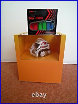 Anki Cozmo Robot Complete in Original Box with Extra Tracks Pack