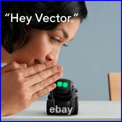 Anki Vector Robot Robotic Companion & Cube Charger Boxed Alexa VGC