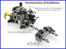 Arrow Shark-2020 GTM-1V Billet Gear Box