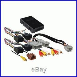 Ax-adgm100 Axxess Metra / Radio Interface Harness Control Box For Gm Vehicles