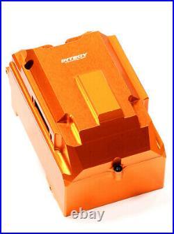 Billet Machined Radio Box for HPI Savage X 4.6 2011, Flux & Savage XL