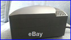 Bose Wave Music System III AM FM Radio Touch Alarm WithRemote Control NEW NO BOX