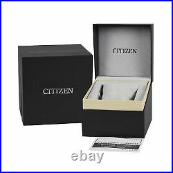 CITIZEN AT8124-83E Eco-Drive Radio-Controlled Chronograph World Time Men's Watch