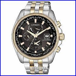CITIZEN AT9038-53E Eco-Drive Radio-Controlled Perpetual Calendar Men's Watch