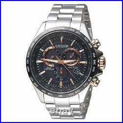CITIZEN CB5834-86E Eco-Drive Radio-Controlled Perpetual Calendar Watch WARRANTY