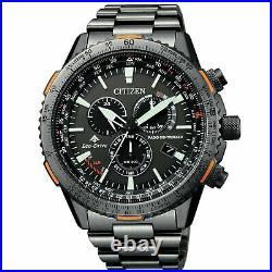 CITIZEN PROMASTER SKY CB5007-51H Eco-Drive Radio-Controlled Chronograph Watch