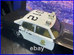 COX 049 ADAM 12 MATADOR POLICE PATROL CAR, All Original, No Box (1974) (#3)