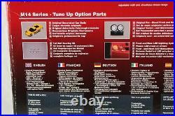 Carisma M14 Ferrari Digital Proportional Radio Control Models 93368 NEW OPEN BOX