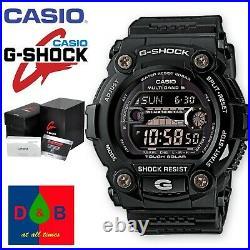 Casio G-Shock GW-7900B-1ER Radio Controlled Solar Resin Strap Watch Boxed New