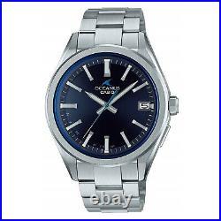 Casio OCEANUS OCW-T200S-1AJF Bluetooth Tough Solar Radio Controlled Men's Watch