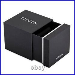Citizen CB5007-51H Radio Controlled Chrono Pilot E660 Steel Eco-Drive Sapphire