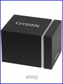 Citizen Promaster Black Steel Radio Controlled Sapphire Watch JY8085-81E