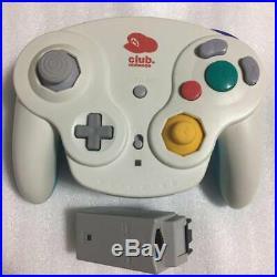 Club Nintendo WaveBird Wireless Gamecube Controller Pre-Owned No Box