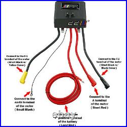 Control Box Pack Winch 12V Relay solenoid Wireless Remote switch free deliverys
