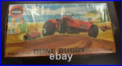 Cox. 049 Gas Engine Powered Dune Buggy Red New in Box