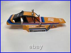 Custom Painted RC 10 Box Art Body for Vintage Team Associated RC10