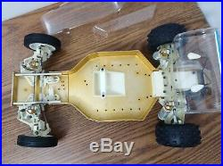 Edinger Rc10 Early Production Pale Light Gold A Stamp Buggy Vintage Box Art