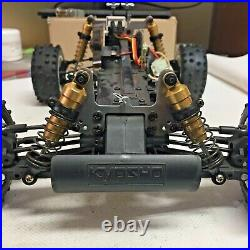 Kyosho 3135 Optima Mid Project New No Box NOS Never Used Rare VTG