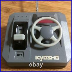 Kyosho Audi Sport Trailer Radio Control 29x5x7cm NO BOX
