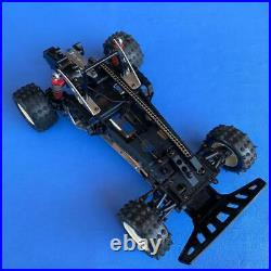 Kyosho OFF ROAD RACER PROGRESS 4-wds with box 1/10 scale Japan Rare used