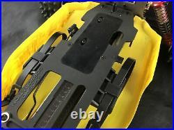 Kyosho Optima PRO 4WD EXCELLENT COND. Box, 360 Le Mans Gold Motor, Aluminum Rims
