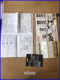 Kyosho Vintage Used In Box Mini-z Racer Porsche 911 Gt3 Red Black Car Toy Radio