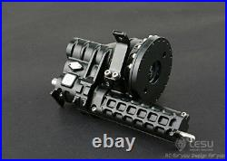 LESU Planetary Transmission Gear Box 3Speed 1/14 TAMIYA RC Tractor Truck Model