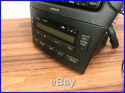 Lexus Oem Es300 Front Navigation Monitor Display Screen Map Radio 2002 2003