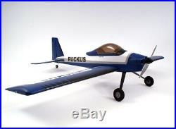 Max-Thrust Ruckus RC Remote Radio Control Plane Blue Plug & Play (PNP) New Boxed