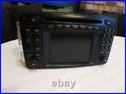 Mercedes Benz OEM W203 C230 C240 C320 Front Navigation Monitor A2038273142 CE4