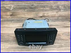 Mercedes Benz Oem Gl450 Ml350 Ml500 63 Front Navigation Radio Headunit Display 2
