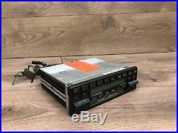 Mercedes Benz Oem Grand Prix Cassette Player Radio Tape Stereo Becker 86-93 1